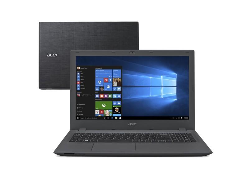 251b179b4 Notebook Acer Aspire E5 Intel Core i7 6500U 6ª Geração 15