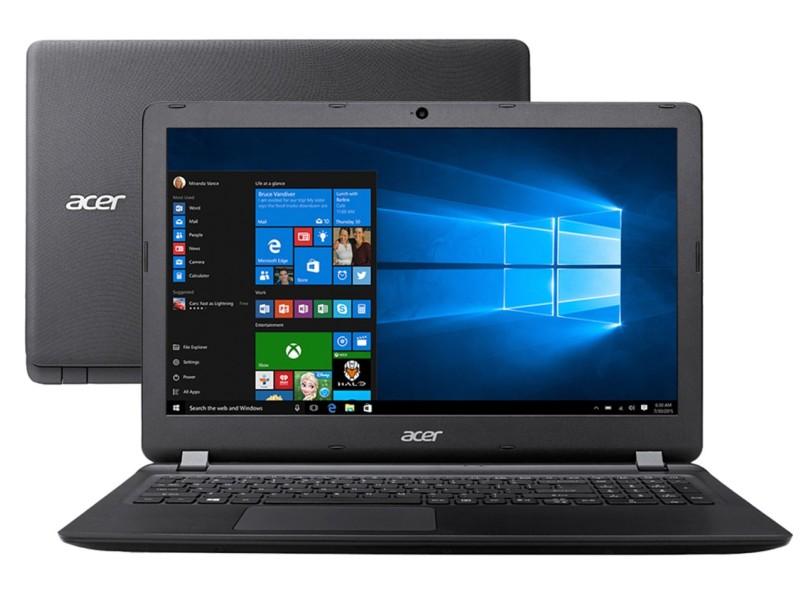 e3eca92c92ab8 Notebook Acer Aspire ES Intel Core i3 6100U 6ª Geração 15