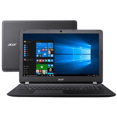 "Foto Notebook Acer ES1-572-36XW Intel Core i3 6100U 15,6"" 4GB HD 1 TB Windows 10 6ª Geração"