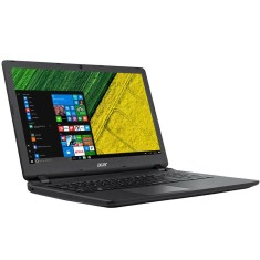 "Foto Notebook Acer ES1-572-52M5 Intel Core i5 7200U 15,6"" 4GB HD 500 GB Windows 10 7ª Geração"