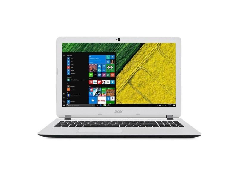 a62b8b1c69272 Notebook Acer Aspire ES1 Intel Core i3 6006U 6ª Geração 15