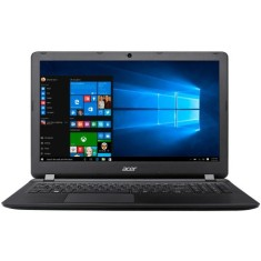 "Foto Notebook Acer ES1-572-33SJ Intel Core i3 7100U 15,6"" 4GB HD 1 TB Windows 10 7ª Geração"