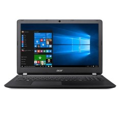 "Foto Notebook Acer ES1-572-37PZ Intel Core i3 7100U 15,6"" 4GB HD 1 TB Windows 10 7ª Geração"
