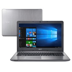 "Foto Notebook Acer F5-573-59TV Intel Core i5 6200U 15,6"" 8GB HD 1 TB Windows 10 6ª Geração"