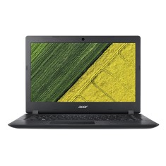 "Foto Notebook Acer A315-51-380T Intel Core i3 7100U 15,6"" 4GB HD 1 TB Windows 10 7ª Geração"
