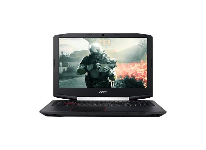 b8ffd34cf Notebook Acer Aspire VX Intel Core i7 7700HQ 7ª Geração 15