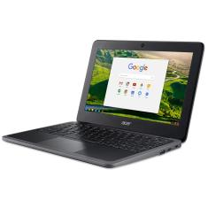 "Notebook Acer Chromebook Intel Celeron N4020 4GB de RAM eMMC 32 GB 11,6"" Chrome OS C733-C607"