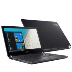 "Foto Notebook Acer TMP449-G2-M-513D Intel Core i5 7200U 14"" 8GB HD 2 TB Windows 10 7ª Geração"