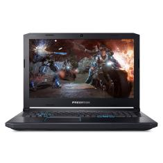 "Notebook Acer PH517-51-964H Intel Core i9 8950HK 17,3"" 32GB HD 2 TB SSD 256 GB GeForce GTX 1070"