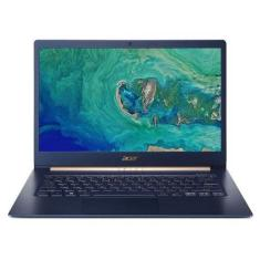 "Notebook Acer SF514-53T-50Q4 Intel Core i5 8265U 14"" 8GB SSD 256 GB Windows 10 Touchscreen"