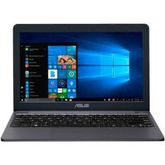 "Notebook Asus E203MA Intel Celeron N4000 11,6"" 4GB SSD 32 GB Windows 10"