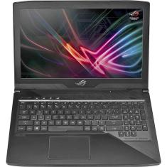 "Foto Notebook Asus GL503 Intel Core i7 8750H 15,6"" 32GB HD 1 TB SSD 500 GB GeForce GTX 1050 Ti"