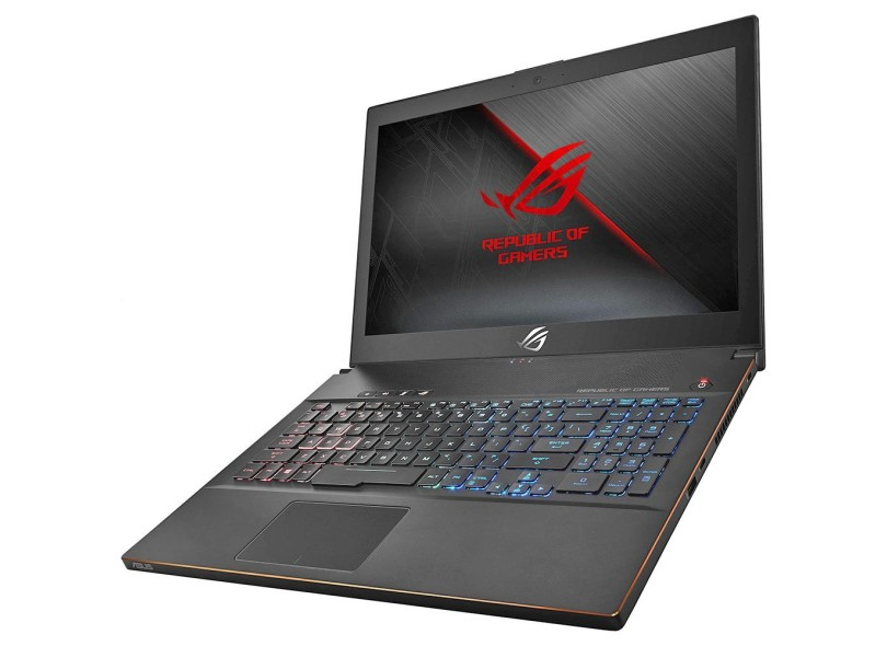 Notebook Asus GM501 Intel Core i7 8750H 15,6