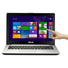"Notebook Asus S451LA-CA046H Intel Core i5 4200U 14"" 8GB HD 500 GB Windows 8 Touchscreen"