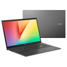 "Notebook Asus VivoBook Intel Core i7 1165G7 11ª Geração 16GB de RAM HD 1 TB SSD 512 GB 15,6"" Full HD GeForce MX330 Windows 10 K513EP-EJ229T"