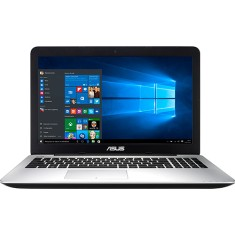 "Notebook Asus X555LF Intel Core i7 5500U 15,6"" 6GB HD 1 TB GeForce 930M Windows 10"