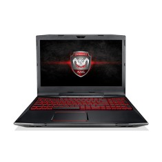 "Foto Notebook Avell Titanium G1513 MX7 Intel Core i7 7700HQ 15,6"" 16GB HD 1 TB Híbrido SSD 8 GB"