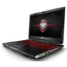 "Foto Notebook Avell Titanium G1556 MX Intel Core i7 7700HQ 15,6"" 16GB HD 1 TB Híbrido SSD 8 GB"