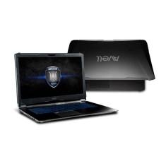 "Notebook Avell W1745 Fox Intel Core i7 8750H 17,3"" 16GB HD 1 TB Híbrido SSD 8 GB"