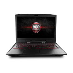 "Foto Notebook Avell G1555 FOX I7+ Intel Core i7 8750H 15,6"" 16GB Optane 16 GB SSD 250 GeForce GTX 1060"