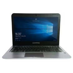 "Foto Notebook Compaq CQ17 Intel Celeron N3050 14"" 4GB HD 500 GB Windows 10"