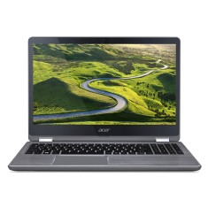 "Foto Notebook Acer R5-571T-57Z0 Intel Core i5 7200U 15,6"" 8GB HD 1 TB Windows 10 Touchscreen"