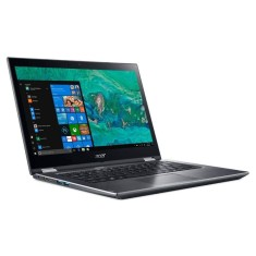 "Foto Notebook Acer SP314-51-53A3 Intel Core i5 8250U 14"" 8GB HD 1 TB Windows 10 Touchscreen"
