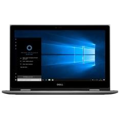 "Notebook Dell i15-5578 Intel Core i5 7200U 15,6"" 8GB HD 1 TB Windows 10 Touchscreen"