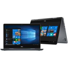 "Foto Notebook Dell Inspiron Série 5000 I14-5481-A20 Intel Core i5 8265U 14"" 8GB HD 1 TB Touchscreen 