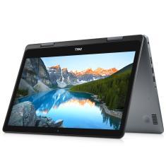 "Notebook Dell Intel Core i7 8565U 14"" 8GB Windows 10 Conversível Wi-Fi"