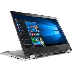 "Foto Notebook Lenovo Yoga 520 Intel Core i7 7500U 14"" 8GB SSD 256 GB Windows 10 Touchscreen"