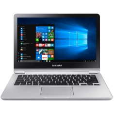 "Foto Notebook Samsung NP740U3M Intel Core i5 7200U 13,3"" 4GB HD 500 GB Windows 10 Touchscreen"
