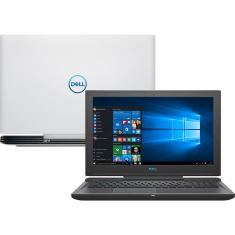 "Notebook Dell G7-7588-A10 Intel Core i5 8300H 15,6"" 8GB HD 1 TB GeForce GTX 1050 Ti Windows 10"
