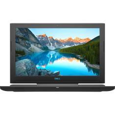 """Notebook Dell G7-7588-U30 Intel Core i7 8750H 15,6"""" 16GB HD 1 TB SSD 256 GB GeForce GTX 1050 Ti"""