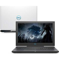 """Notebook Dell G7-7588-U10B Intel Core i5 8300H 15,6"""" 8GB HD 1 TB GeForce GTX 1050 Ti Linux"""