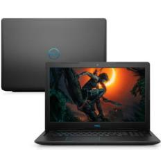 "Foto Notebook Dell G3-3579-U30P Intel Core i7 8750H 15,6"" 16GB HD 1 TB GeForce GTX 1050 Ti Windows 10"