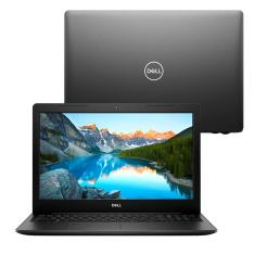 "Notebook Dell Inspiron 3000 I15-3584-D10 Intel Core i3 7020U 15,6"" 4GB HD 1 TB 7ª Geração"