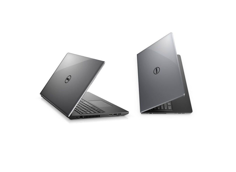 4cdc3243b Notebook Dell Inspiron 3000 Intel Core i5 7200U 7ª Geração 15