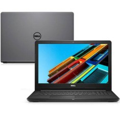 "Foto Notebook Dell i15-3576-M60 Intel Core i5 8250U 15,6"" 8GB HD 1 TB Radeon 520 Windows 10"