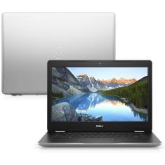"""Notebook Dell i14-3480-M30 Intel Core i5 8265U 14"""" 4GB HD 1 TB Windows 10 8ª Geração"""