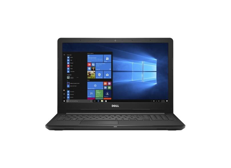 6488749f8 Notebook Dell Inspiron 3000 Intel Core i7 7500U 7ª Geração 15