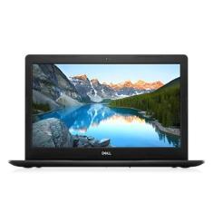 """Notebook Dell Inspiron 3000 Intel Core i7 8565U 8ª Geração 8GB de RAM SSD 256 GB 15,6"""" Radeon 520 Windows 10 i15-3583-AS90"""