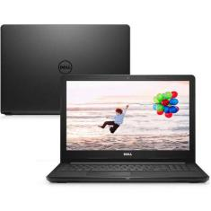 "Foto Notebook Dell i15-3573-U10 Intel Pentium Silver N5000 15,6"" 4GB HD 1 TB Linux"