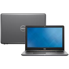 "Foto Notebook Dell i15-5567-N30 Intel Core i5 7200U 15,6"" 16GB SSD 256 GB Radeon R7 M445 Windows 10"