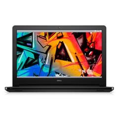 """Notebook Dell i15-5566-A30 Intel Core i5 7200U 15,6"""" 4GB HD 1 TB Windows 10 7ª Geração"""