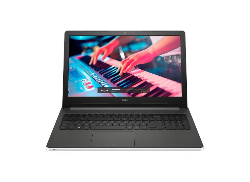 Notebook Dell i15-5566-A60B Intel Core i5 7200U 15,6