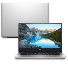 """Notebook Dell i14-5480-M10 Intel Core i5 8265U 14"""" 8GB HD 1 TB GeForce MX150 Windows 10"""