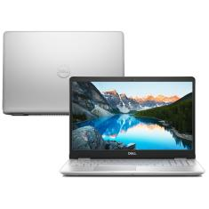 "Notebook Dell Inspiron 5000 i15-5584-M10 Intel Core i5 8265U 15,6"" 8GB HD 1 TB 8ª Geração"
