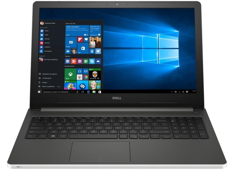 48cbdf329 Notebook Dell Inspiron 5000 Intel Core i7 7500U 7ª Geração 15