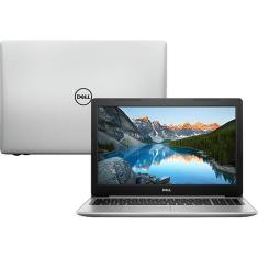 "Foto Notebook Dell i15-5570-M50 Intel Core i7 8550U 15,6"" 8GB HD 1 TB SSD 128 GB Radeon 530"